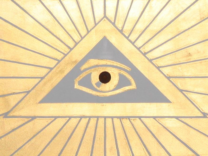 Das »Allsehende Auge«