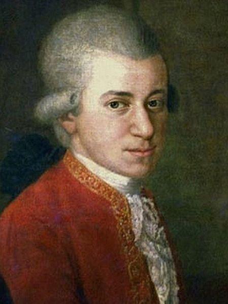 Berühmte Freimaurer: Mozart