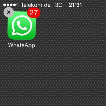 Whatsappstinent