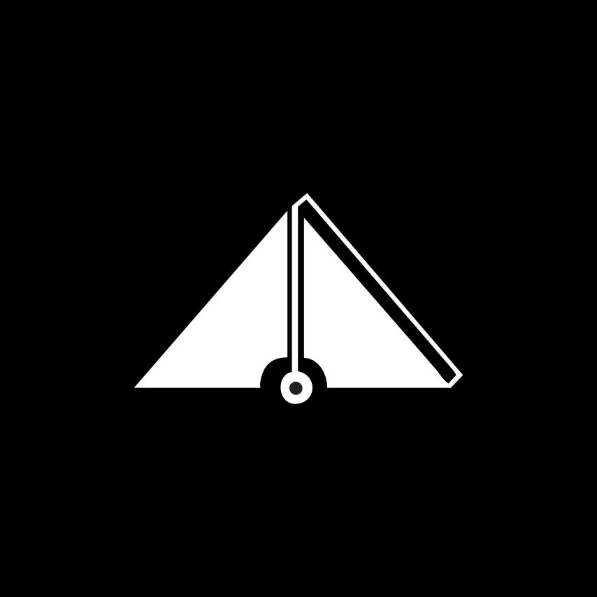 Freimaurer Symbole: Die Winkelwaage - u. a. das Freimaurer-Symbol für Vernunft, das rechte Maß bzw. Gleichgewicht aller Dinge