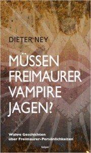 Freimaurer Bücher – Müssen Freimaurer Vampire jagen