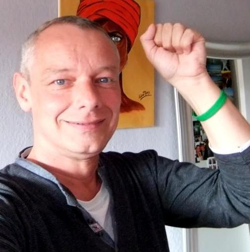 Br. Harry Schulz – u. a. engagiert bei Br. Jens Ruschs Initiative »Stark gegen Krebs« (Quelle: »Wattopedia«/Wattolümpiade)